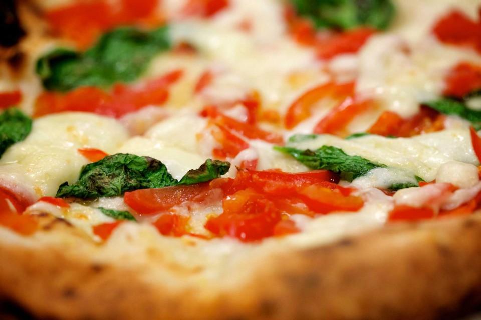 pizza margherita Guglielmo Vuolo