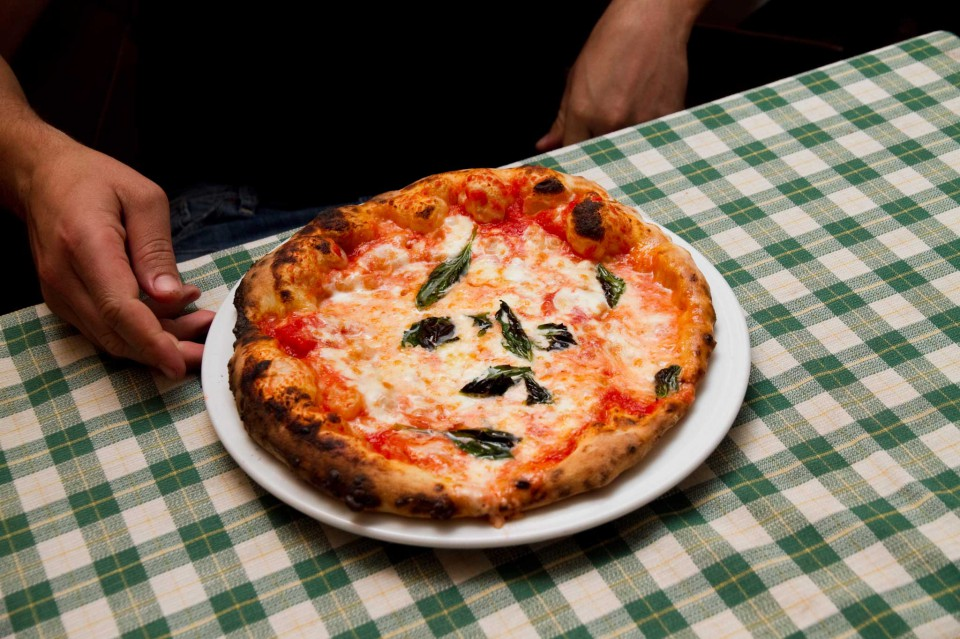 pizza margherita antica osteria pizzeria pepe