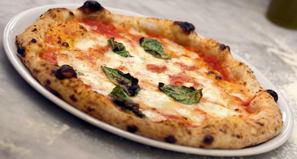 pizza margherita da attilio