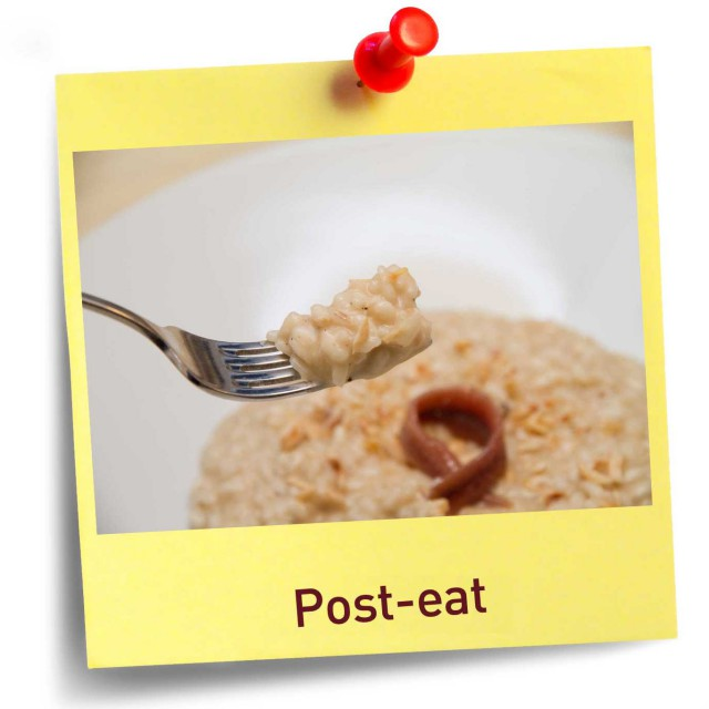 post eat carnaroli riso