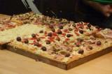 pizza in teglia saporè