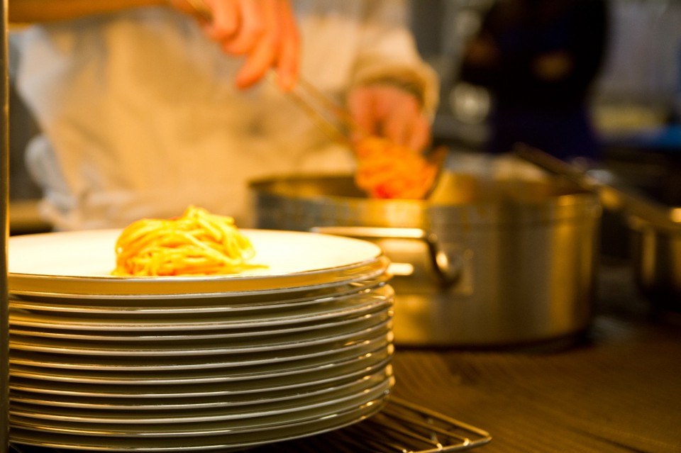 spaghetti Gold restaurant