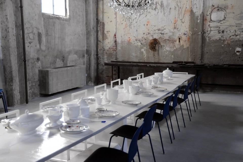 tavola Carlo Cracco segheria