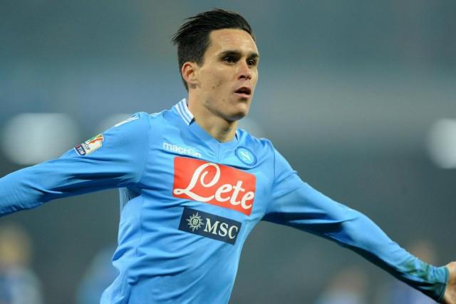 Napoli vs. Atalanta - Tim Cup 2013/2014