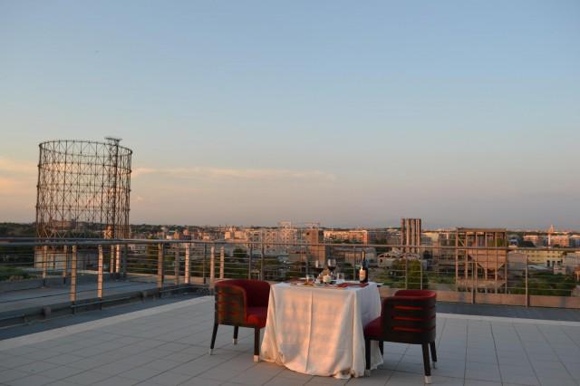 Roma il gambero rosso trasloca per fare posto a mini for Appartamenti arredati roma