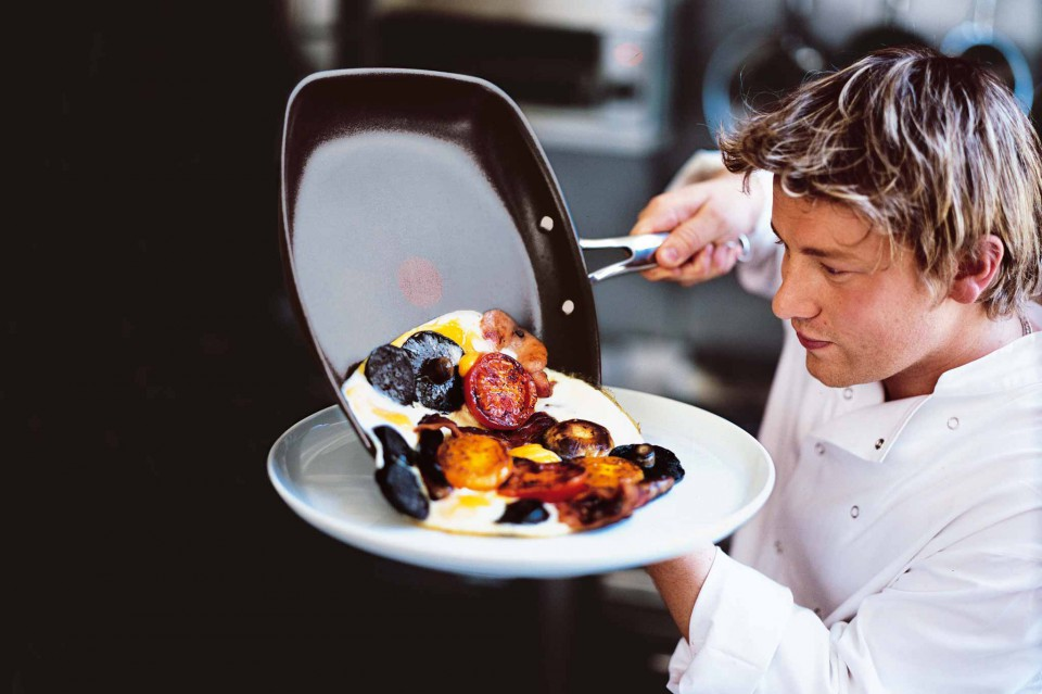 Jamie Oliver chef