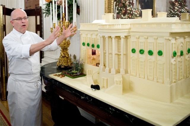 bill yosses pasticcere casa bianca