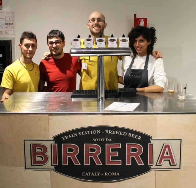 birreria eataly