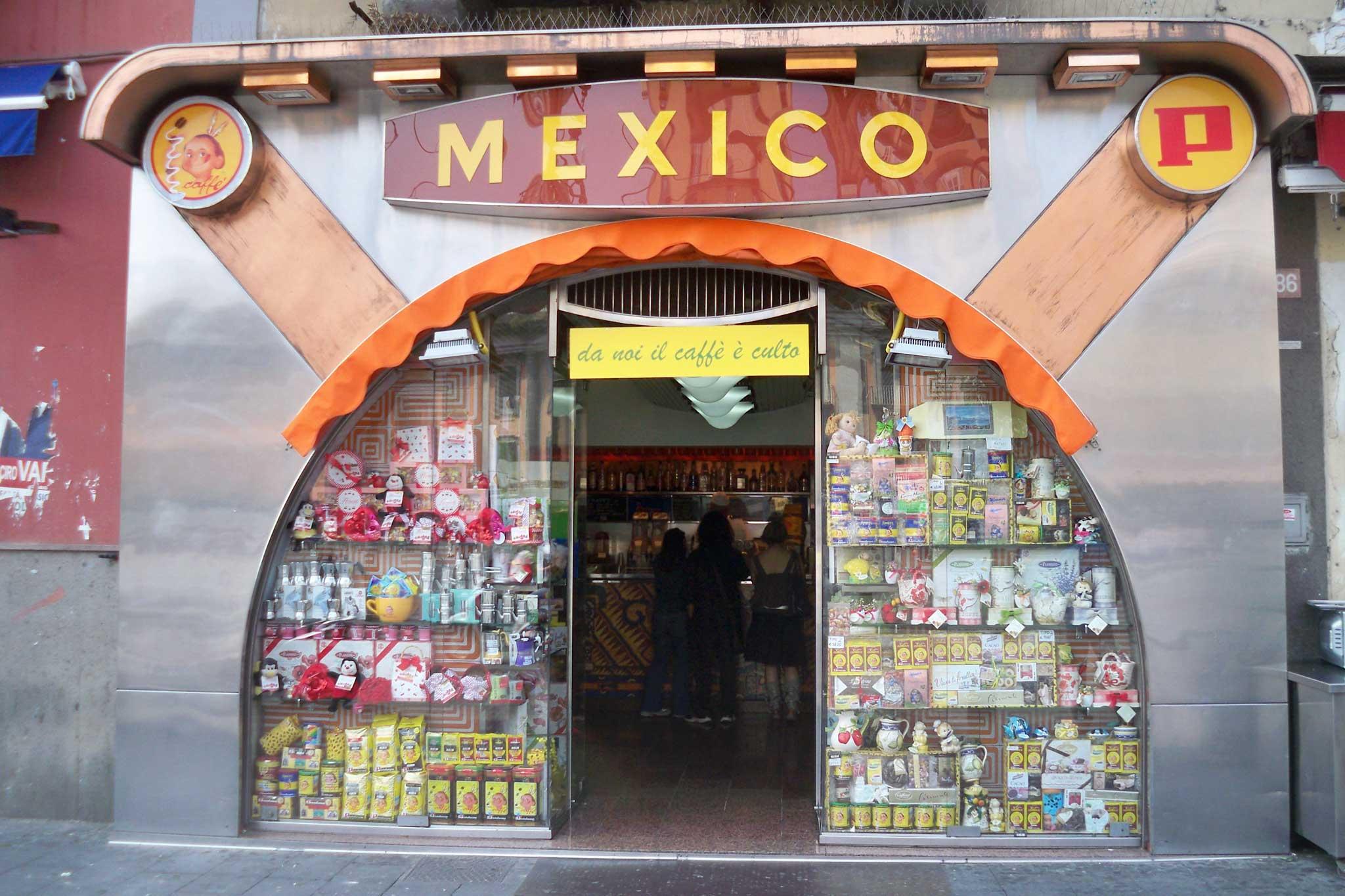 Gran Caffè Mexico napoli