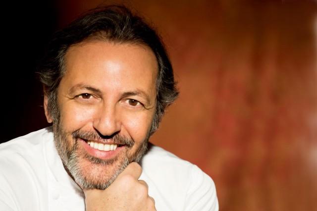 chef Filippo La Mantia