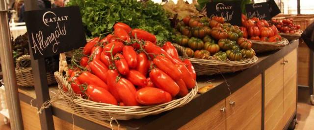 eataly smeraldo milano pomodori