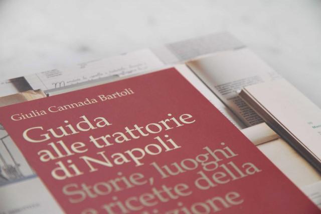 guida trattorie Napoli Giulia Cannada Bartoli