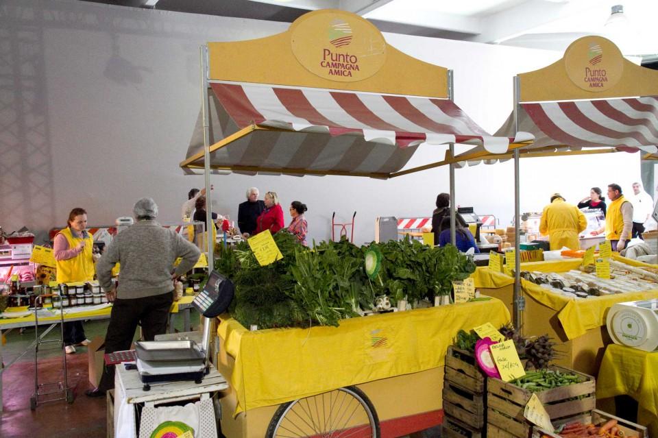 mercato Campagna Amica