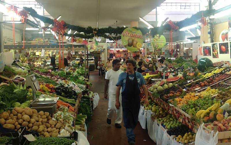 mercato Guido Reni