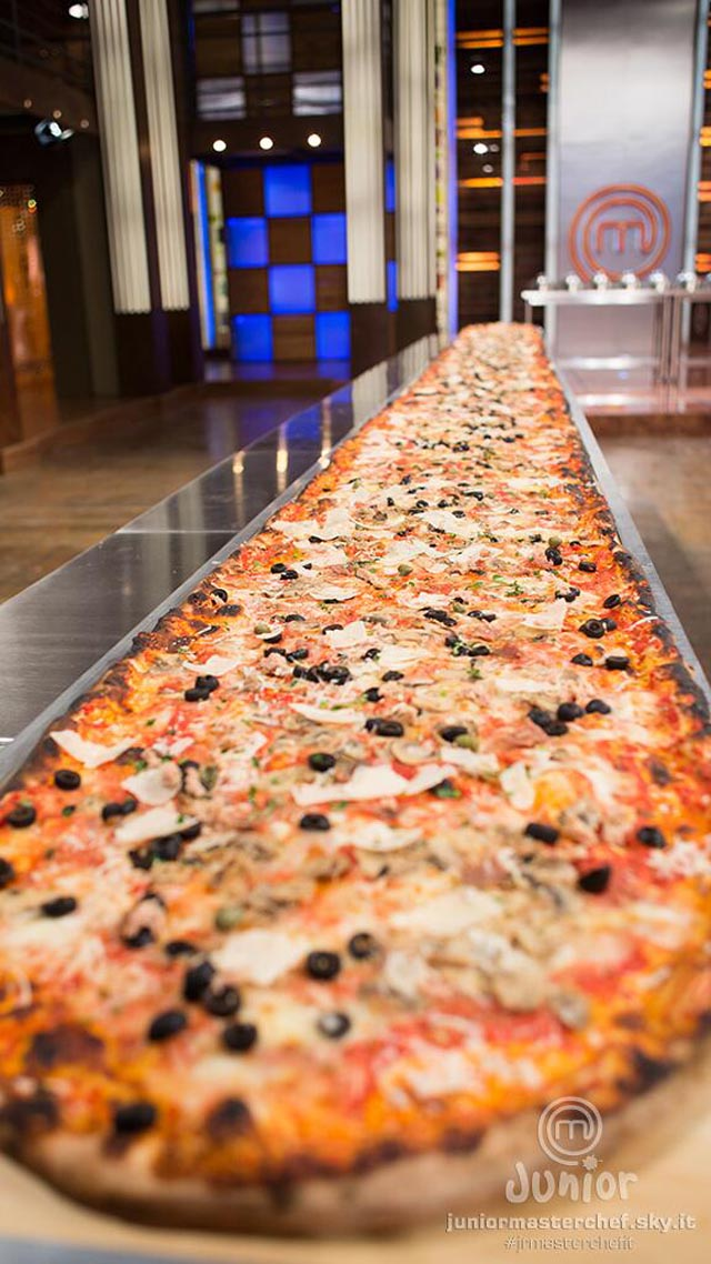 pizza sorbillo masterchef junior