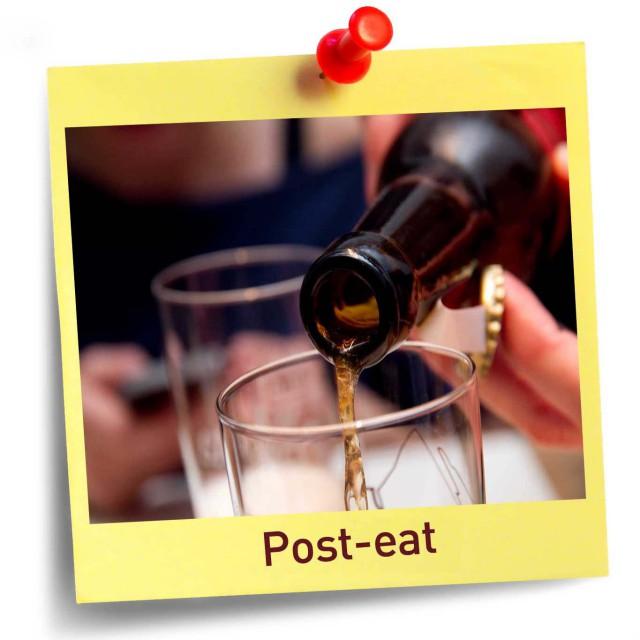 post eat birra