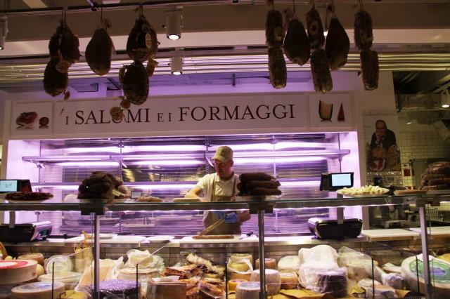 salumi formaggi Eataly