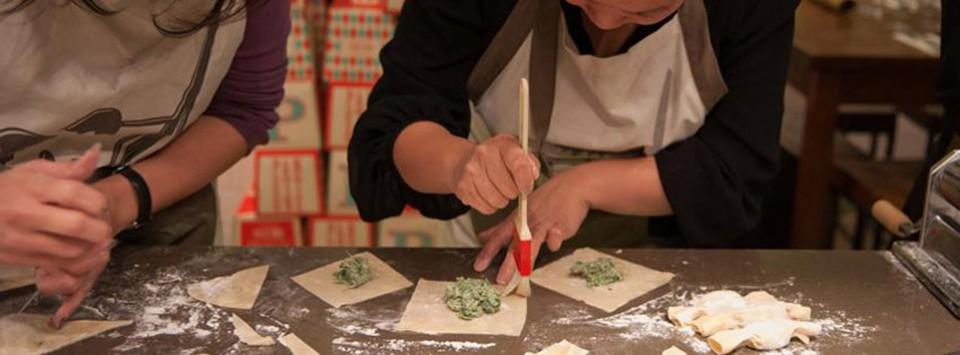 scuola cucina Jamie Oliver