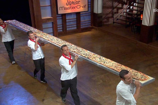 sorbillo pizza masterchef junior