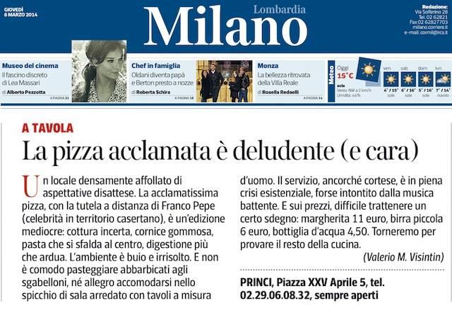 visintin Corriere della Sera