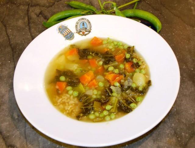zuppa da Burde