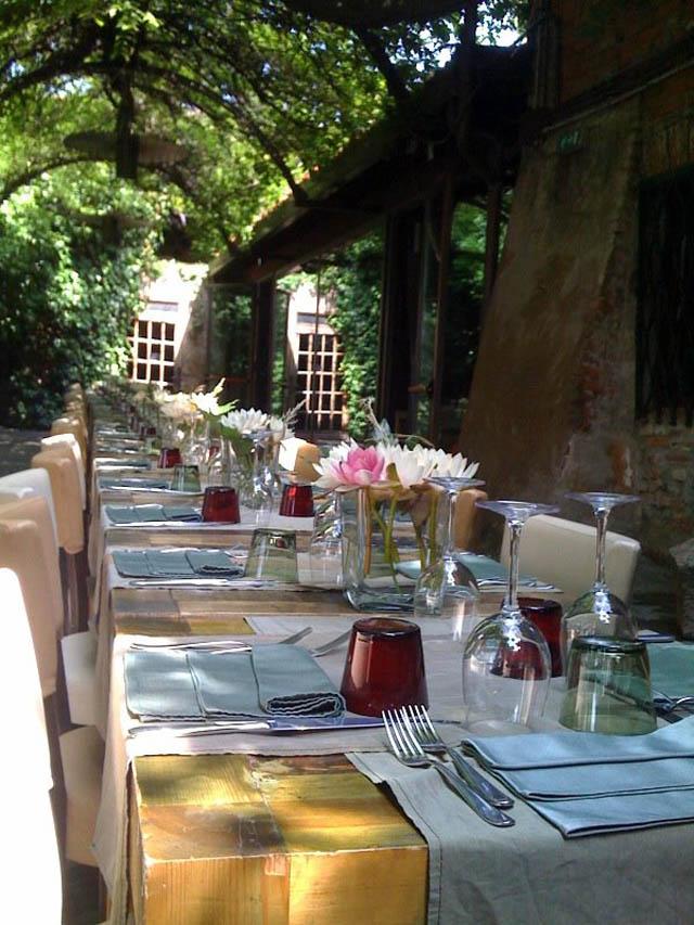 4Cento Milano giardino