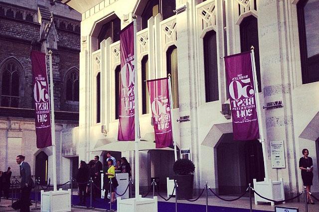 Guildhall 50 best restaurants 2014