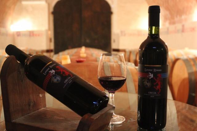Leone Rosso doc Orcia 2010