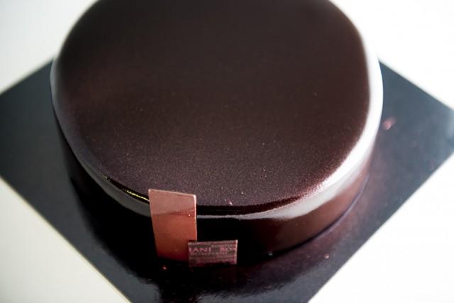 Torta cioccolato mousse