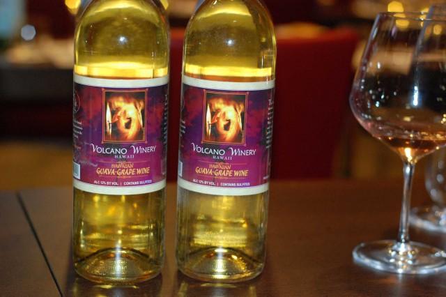 Volcano Winery hawaii