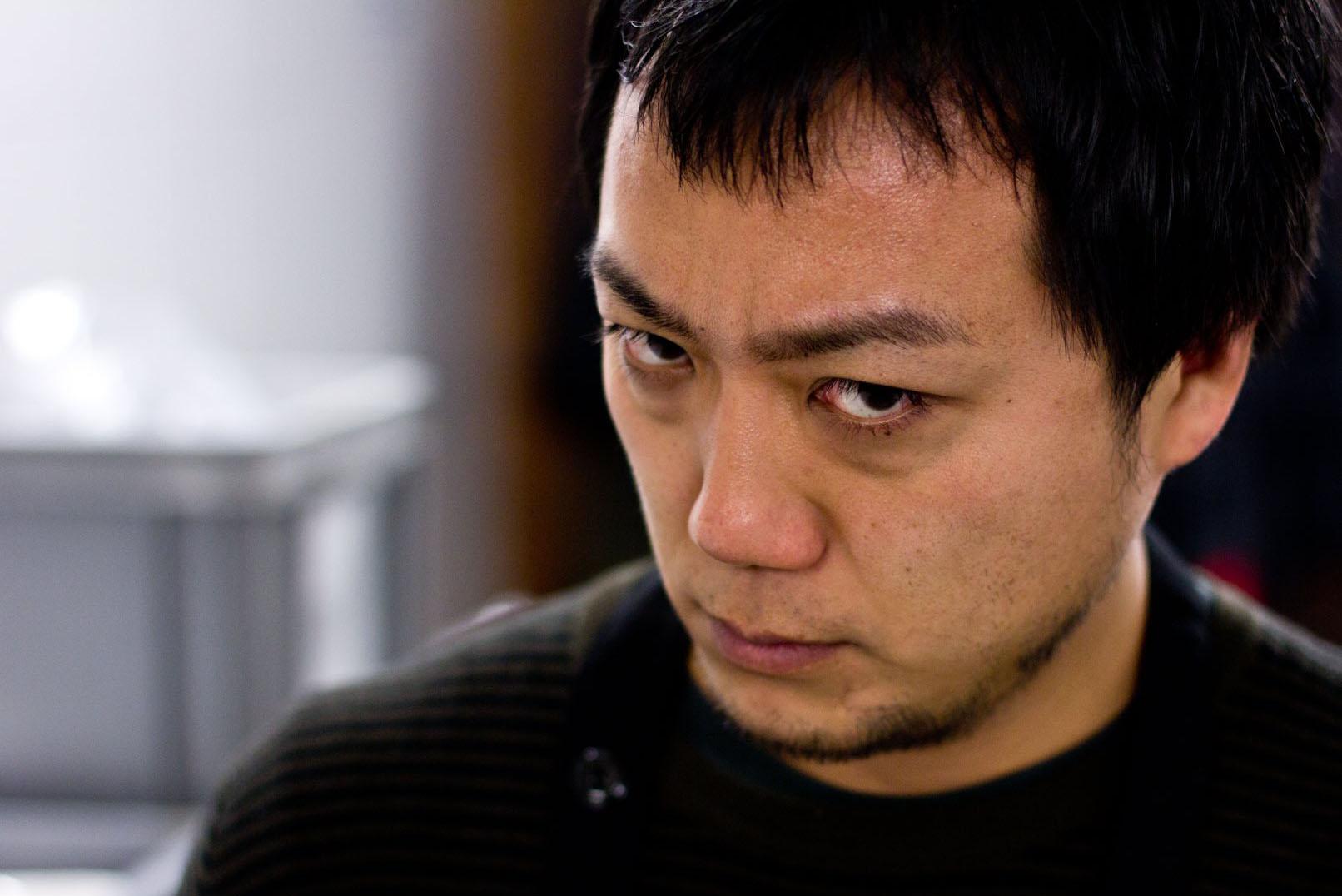 Yoji Tokuyoshi chef
