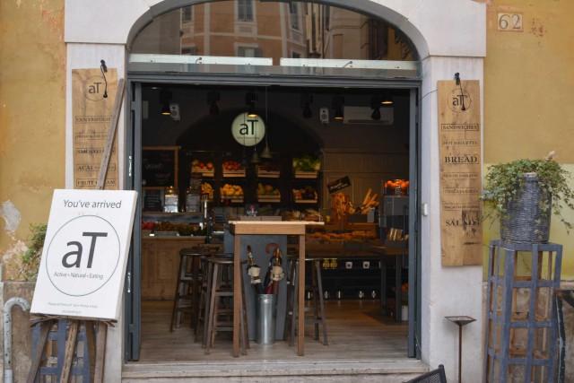 aT roma ristorante