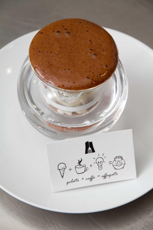 affogato al caffè ricetta