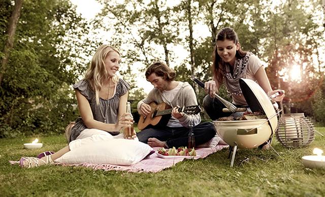 barbecue amici