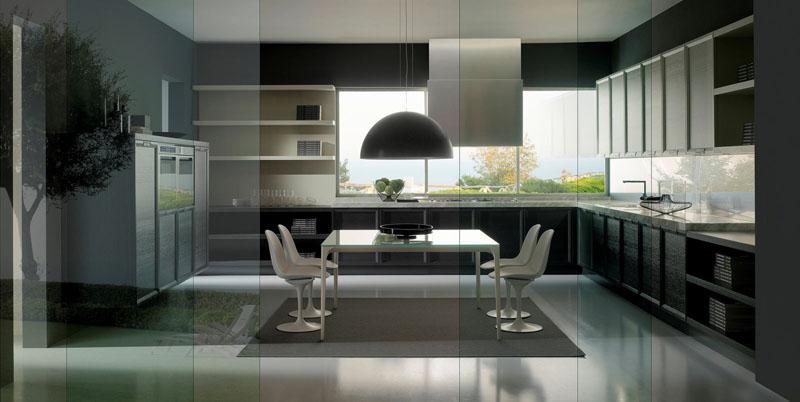 Salone del Mobile. Scegliere la cucina per sentirsi Bruno Barbieri