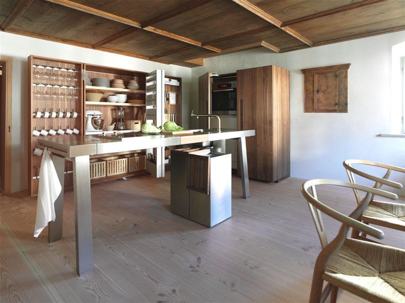 salone del mobile scegliere la cucina per sentirsi bruno. Black Bedroom Furniture Sets. Home Design Ideas