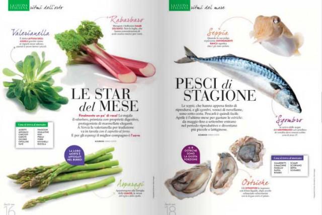 cucina italiana pesce