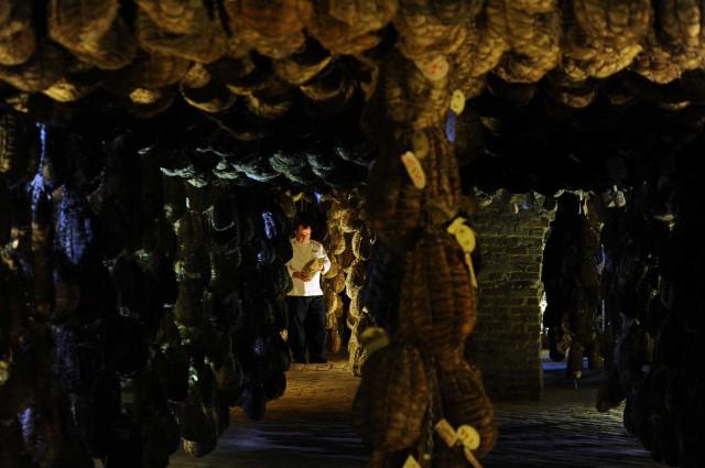 culatelli antica corte pallavicina