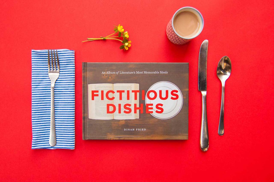 fictitious dishes libro piatti