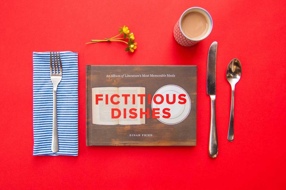 fictitious dishes libro piatti