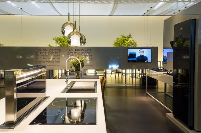 salone del mobile. scegliere la cucina per sentirsi bruno barbieri - Salone Cucina