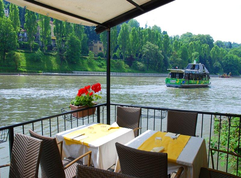Torino. 5 ristoranti per mangiare all\'aperto ora che c\'è il sole