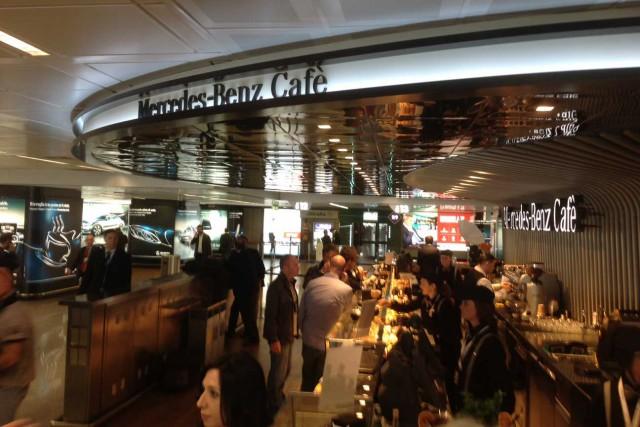 mercedes-benf cafè