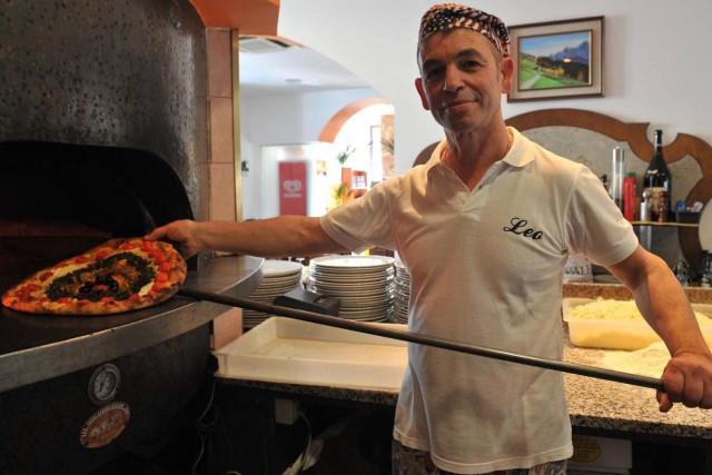 pizza berlusconi