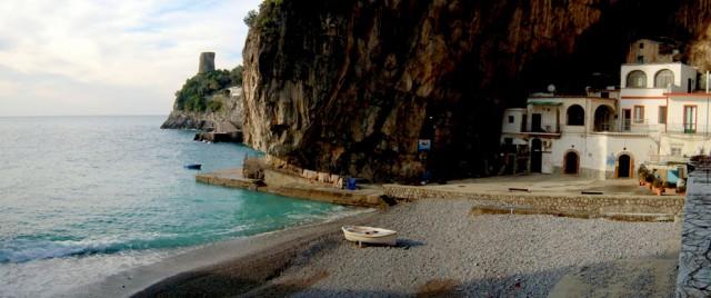 praiano spiaggia
