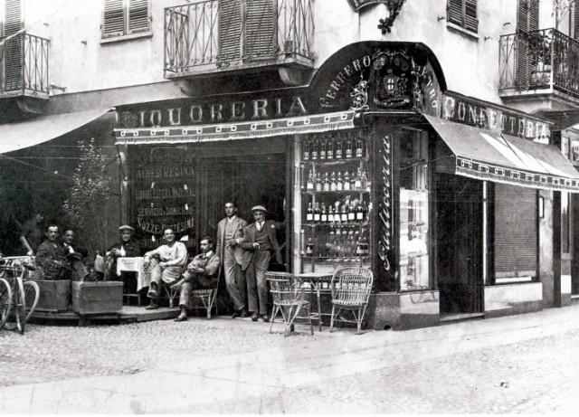 primo negozio ferrero Alba