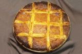 La ricetta perfetta dello chef: la pastiera napoletana con la ricotta di bufala
