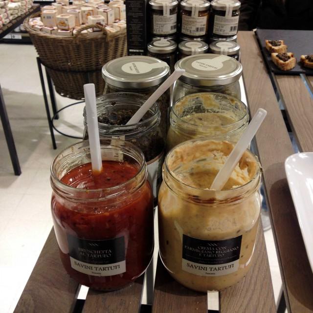 salsa tartufo