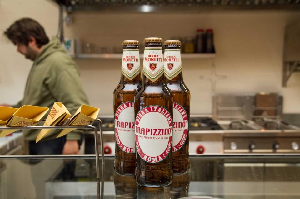 trapizzino birra