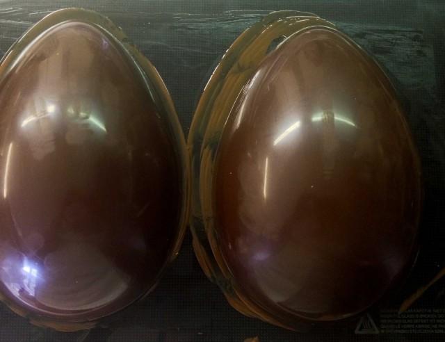 uova di pasqua forme